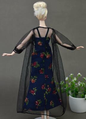 2pcs/set Fashion Clothes For Barbie Doll Dress Pajamas Lace Lingerie Sleepwear 8