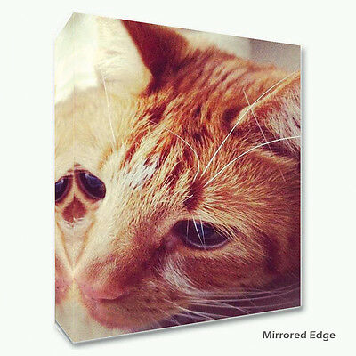 Personalised A4 Canvas Print Printing - Your Photo Image Printed & Box Framed 3