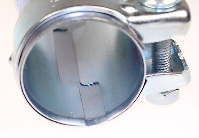 Rohrverbinder Schelle Reparatur Auspuff Ø 49,5 VW 2 Stück