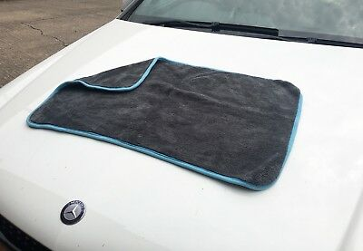 XL Gorilla Silverback Car Drying Towel 50 x 80cm 1200GSM *SUPER ABSORBENT* 4