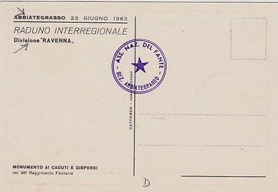 "Militari dopoguerra: Raduno Interregionale  Divisione ""Ravenna"" - Abbiategrasso 2"