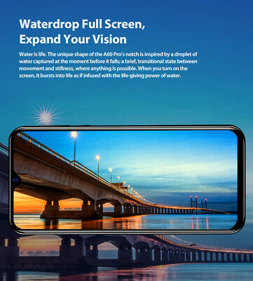 Blackview A60 Pro 3GB+16GB Smartphone 4G Mobile Phone Android 9.0 Dual SIM 13MP 11