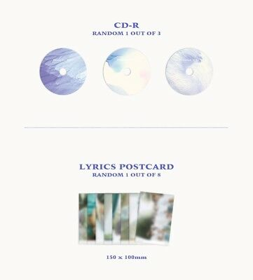 GOT7 3rd Album [Present : YOU] CD+64p Photobook+3p Photocard+Lyrics Postcard 6