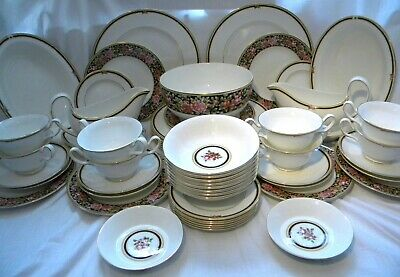 Wedgwood Clio / Accent  Dinner & Tea Service Selection 3