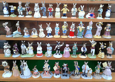 Royal Doulton Bunnykins Figurine Selection - All Boxed. 3