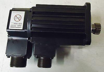 Yaskawa Electric Ac Servo Motor Type: Usarem-03Cf J11, 300W Made In Japan 4