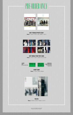 GOT7 CALL MY NAME 10th Mini Album CD+POSTER+Photo Book+2p Card+GIFT KPOP SEALED 6