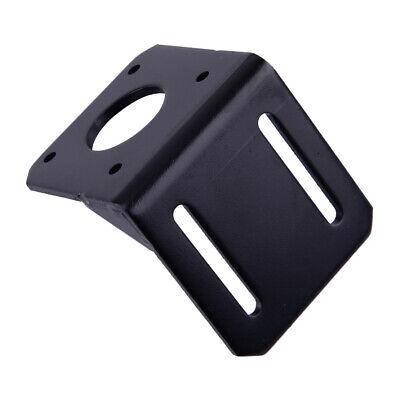 Black Alloy Mounting Bracket Screws fit for 42mm NEMA17 Stepper Motor 3D Printer 3