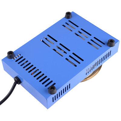 220V Stainless Steel 300W 100MM Solder Soldering Pot Desoldering Bath Casting 3