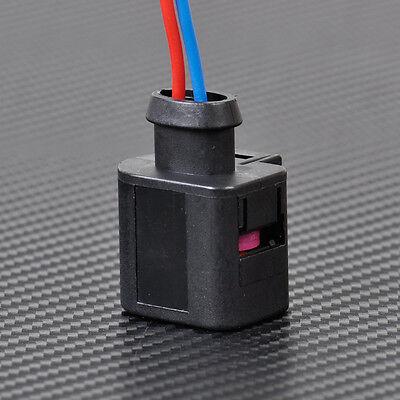 NEU VW Audi 2-Polig Reparatursatz Konfektioniert Elektrik Stecker 1J0973702