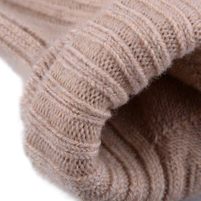 5 Pairs/Lot Infant Baby Toddler Boy Girl Kid Soft Cashmere Wool Thick Warm Socks 2