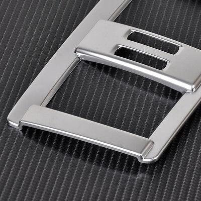 Chrom Lüftungsschacht Lüftungsgitter Rahmen für BMW 1 2 3 Series F30 F34 NEU