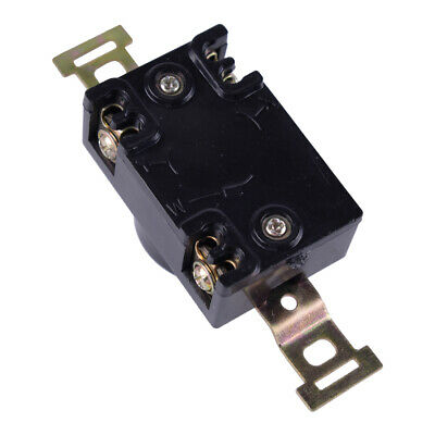 L14-30 Plug NEMA 30A 125-250V 3P 4 Twist-Lock Locking Generator US Male Plug 3