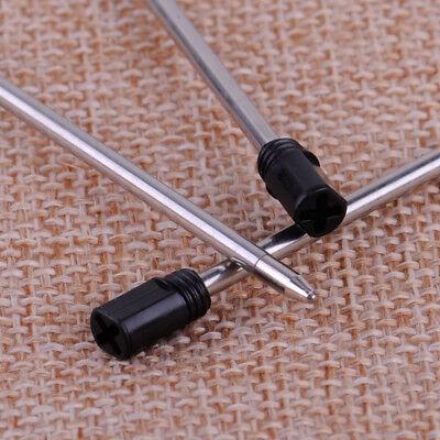 20stk Kugelschreibermine Kugelschreiber 7CM Schwarz Ersatzminen