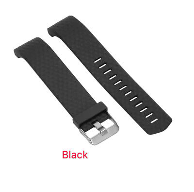 Replacement Fitbit Charge 2 Wristband Silicone Watch Wrist Sports Band Strap 9