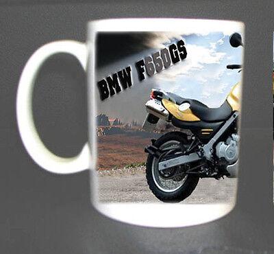 BMW K1200 LT CLASSIC MOTORBIKE COFFEE MUG LIMITED EDITION PRINT ON CERAMIC MUG