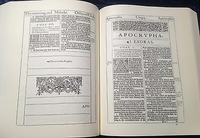 1611 King James Bible, 1st Edition 6