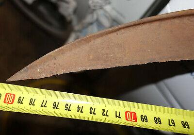 2 x SENSE um 80cm wahrscheinlich DDR-Fabrikat *mit Stempel* Bauernhof-Nachlass 4