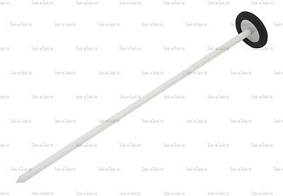 30.5cm Blanc Queens Reflex Percuteur Hammers Physiothérapie Médical Examen Ce 3