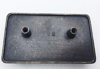 """Arts & Crafts Mission Antique Hardware Vintage drawer pulls 1 1/2"""" centers 5"""