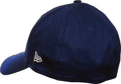 1 of 3FREE Shipping LA Dodgers New Era 3930 League Essential Royal Blue  Stretch Fit Baseball Cap ee327b5a29d