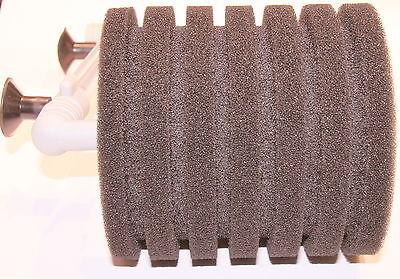 XY-003 Schwammfilter Biofilter Innenfilter Luftbetriebener Filter Schnellfilter 2