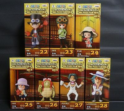 1 Complete set of... FROM JAPAN One Piece World Collectible Figure FILM Z vol