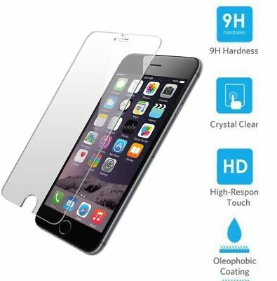 3D Full Coverage Tempered Glass Screen Protector Cover For iPhone 6 6S 7 + Plus 8