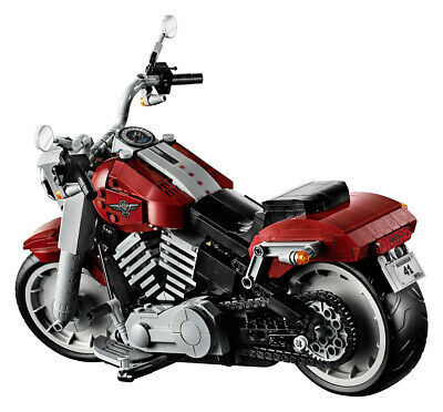 LEGO Creator 21069 Harley-Davidson® Fat Boy® Expert EXCLUSIVE 3