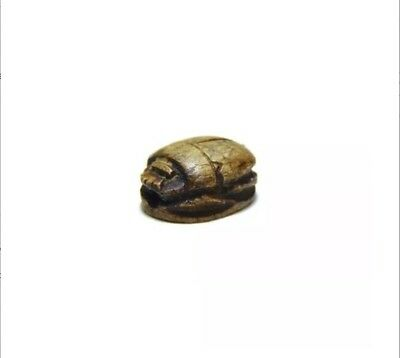 Ancient Egypt, Late period, 664 - 332 BC or earlier Scarab. 3
