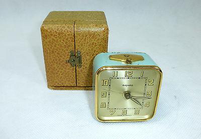 Art Deco Watch in Case Um 1920 France Bayard