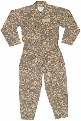 e02f7dbfa06 ... OD Camouflauge Military Flight Suit Air Force Style Flight Coveralls  Choose Size 3