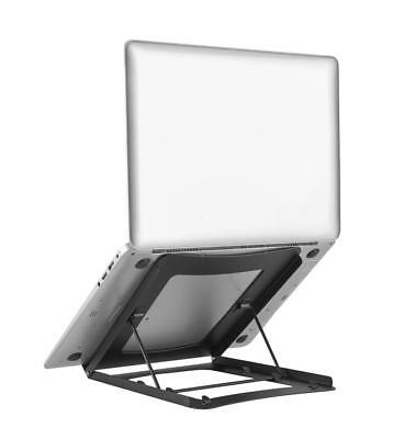 PrimeCables® Height Adjustable Laptop/Tablet Stand Portable Ergonomics