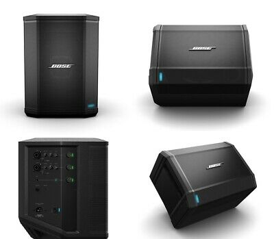 Bose S1 Pro WITH BATTERY Multi-Position Bluetooth PA System Mint 4