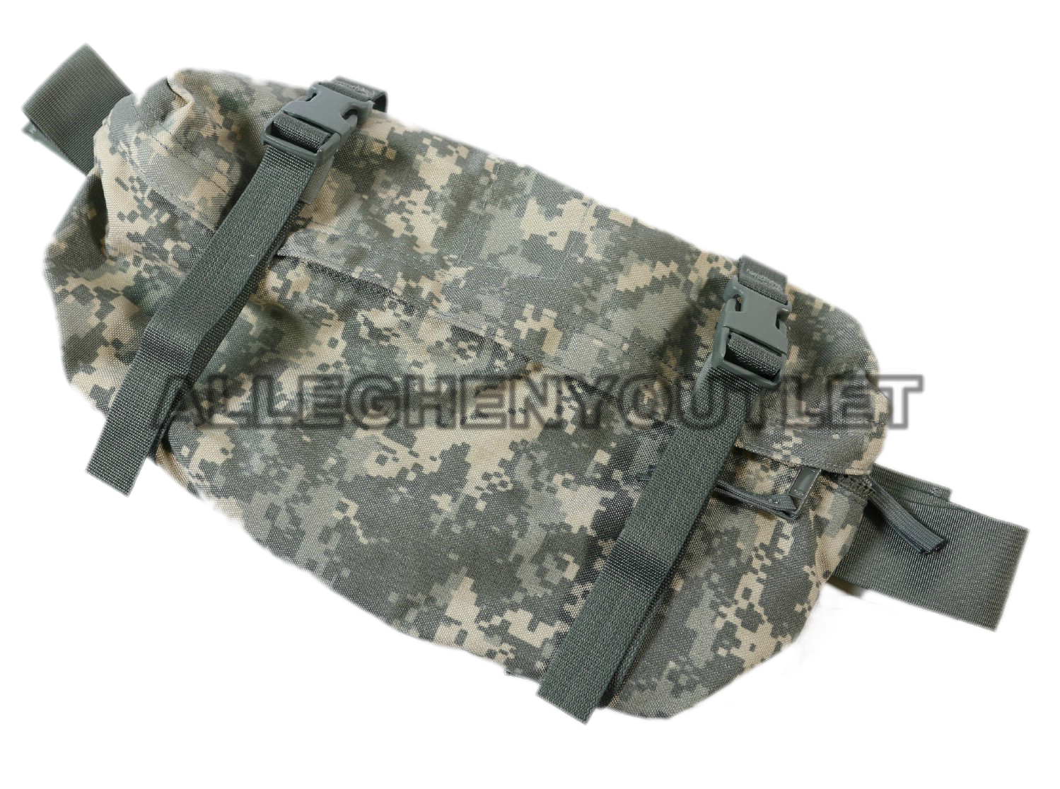 Lot of 2 MOLLE II Waist Pack Butt/Fanny Hip Bag ACU US Military VGC EXCELLENT 3
