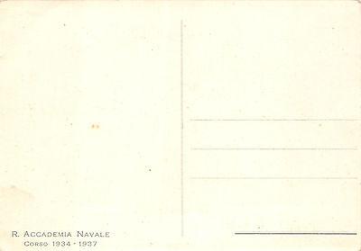 X745) Marina Livorno R. Accademia Navale, Corso 1935-1937.