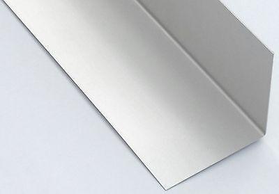 Dach-Blech-Winkel Dach-Abschluss-Blech Ortgang-blech Alu Grau 7016 / 100 x 185mm