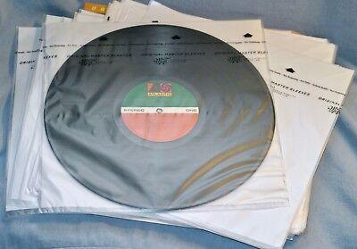 *NEW* 50 MOFI - Mobile Fidelity Sound Lab - MFSL Vinyl LP Record Inner Sleeves 6
