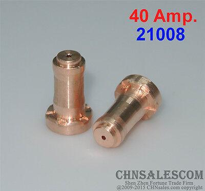 Plasma Nozzles Tips 20860 30A Electrode 20862 for PT-31XT Cutting Torch Pkg20