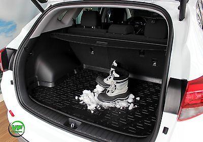 PREMIUM Antirutsch Gummi-Kofferraumwanne für alle KIA VENGA ab 2010