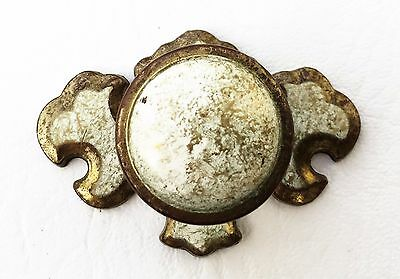 antique hardware vintage drawer pull cabinet knob country french provincial chic 3