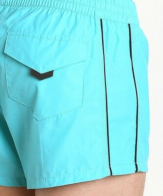 bfc9be9d97c ... DIESEL Beachwear 'Dolphin' Men's Swim / Bathing Trunks Board Shorts M  Aqua *NWT