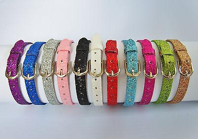 Kittens Fully Adjustable Shimmering/Sparkling Glitter Collar - Cheapest On eBay 2