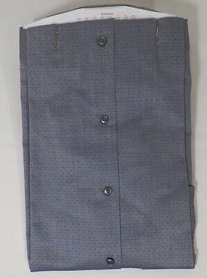 312855f0 4 of 8 Hugo Boss C-Menzo Us Red Label Dress Shirt Classic Fit Dotted Gray -  Nwt