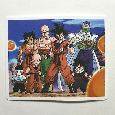 Dragon Ball Super Poster #D8 Goku Vegeta Piccolo Yamcha Gohan Tenshinhan Chaozu