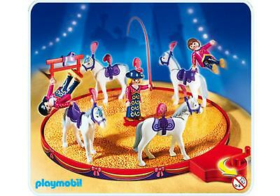 G307 playmobil cheveau manège cirque circus 4230//4234