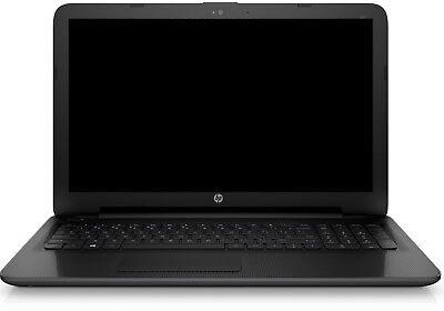 HP Notebook 17 Zoll HD+ Dual Core 2x2,6 GHz 4GB DDR4 1TB Win10 / MS Office 2