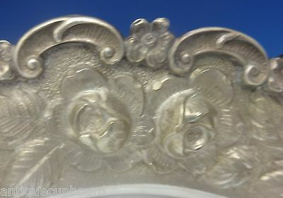 Baltimore Beauty by Baltimore Silversmiths Sterling Silver Dessert Plate #0305 3