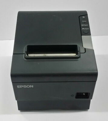 USED Epson TM-T88V M244A POS Thermal Receipt Docket Printer USB ETHERNET 880E-UL