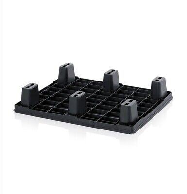 Plastic Pallet **** Lightweight and Robust NEW **** 2 PACK